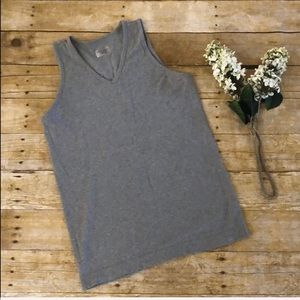 Athleta Gray Tank In Size L